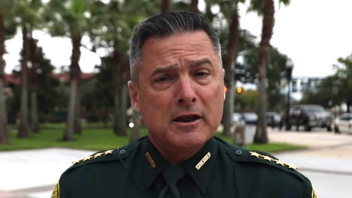 Citrus County Sheriff Mike Prendergast hits, kills pedestrian on US Hwy 19