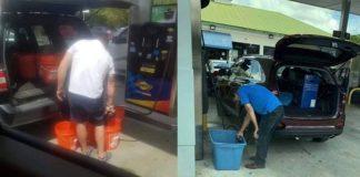 florida man, gas in bucket, ocala news, ocala post