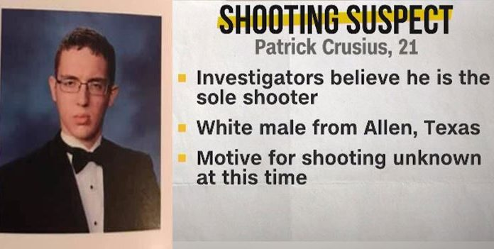 patrick crusius, texas news, el paso, shooting