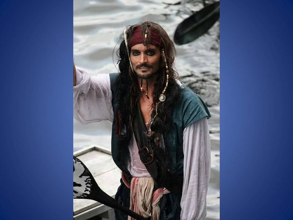 "Joshua ""Captain Jack"" Hensley, captain jack sparrow, ocala news, ocala post, crystal river"
