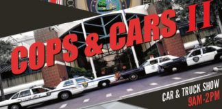 cops and car show, ocala police department, ocala news, ocala post, car show, ocala events