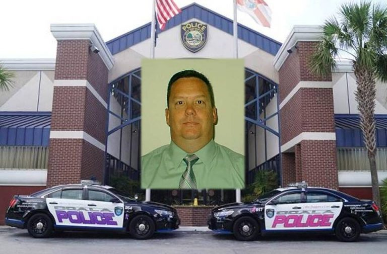 Ocala police officer killed in off-duty motorcycle crash