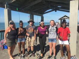 fishing, high school fishing club, ocala news, ocala post