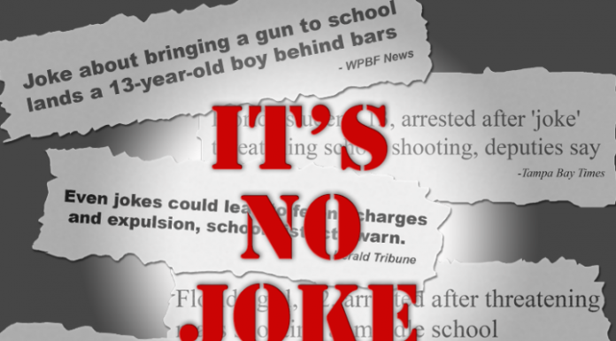 no joke, threats, ocala news, ocala post