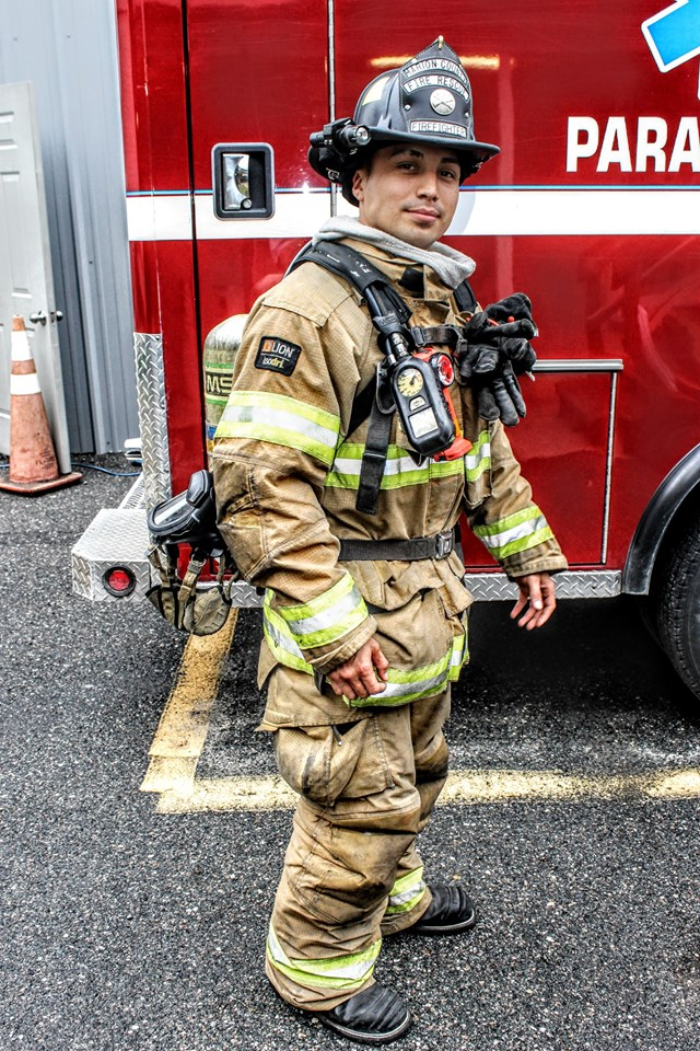 Marion County Fire Rescue mourns death of Firefighter/EMT