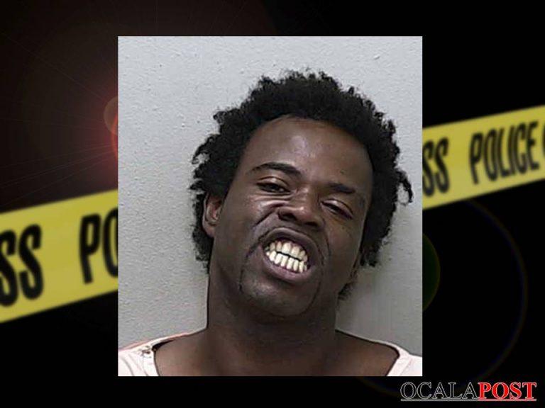 Violent felon arrested on warrant, violated injunction order