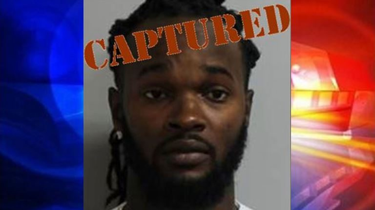 Violent murder suspect captured, killed woman as she held on to her dog