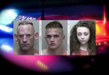 drug arrest, felons, traffic stop, toxic, meth