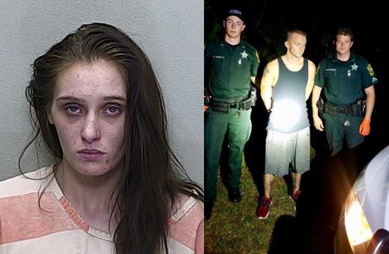 Drug dealer, Marion County woman, and several other arrested