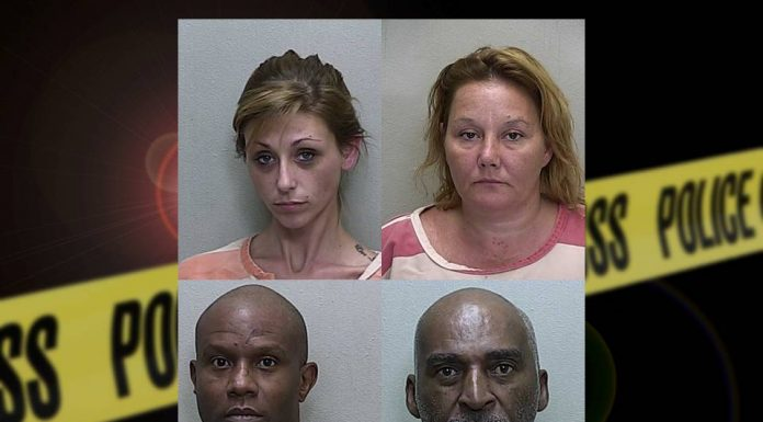 drug dealers, drug raid, drug house, ocala news, ocala post
