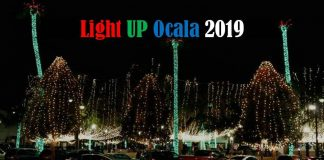 light up ocala 2019, ocala news, ocala post, events, christmas lights