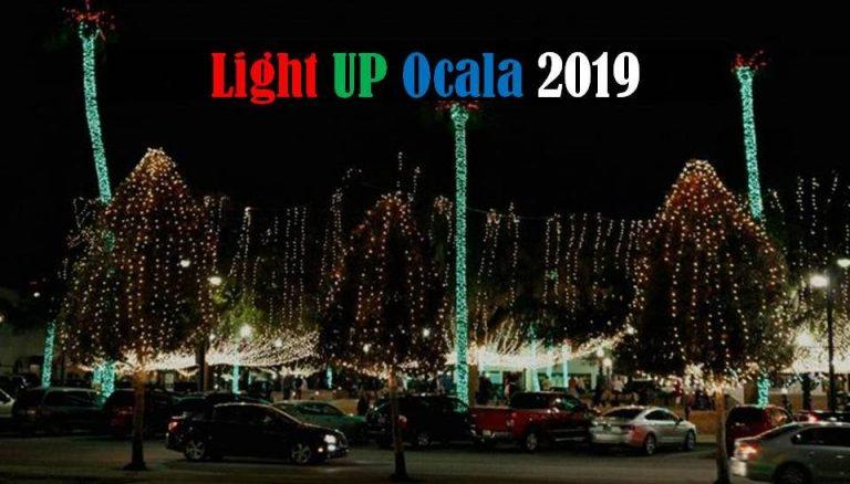 Light Up Ocala 2019