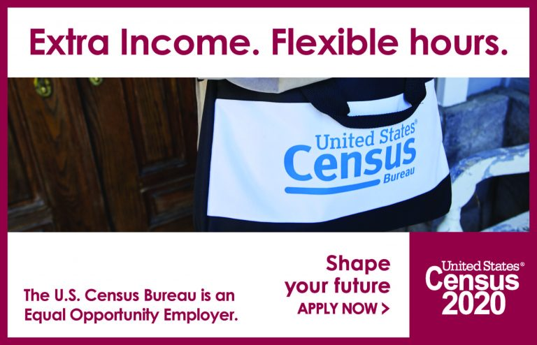 The U.S. Census Bureau is recruiting to fill jobs near you