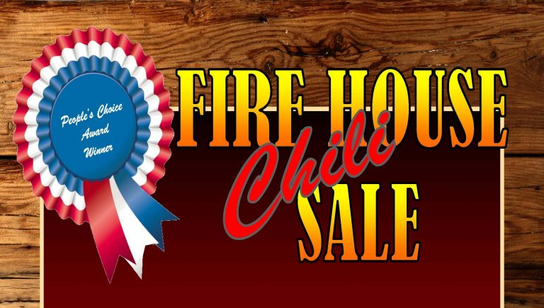 Ocala Fire Rescue: Get your chili today