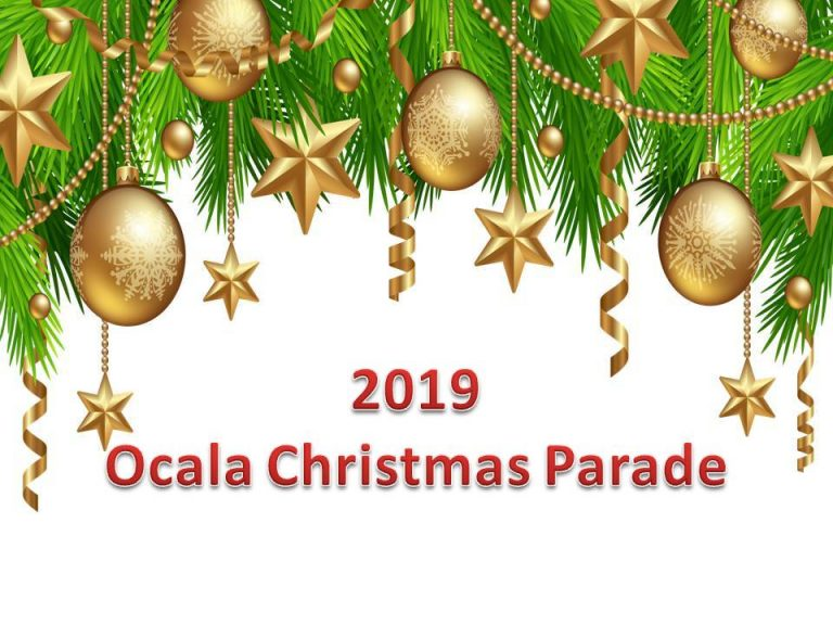 2019 Ocala Christmas Parade