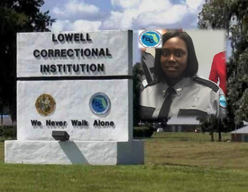 Qualesha Williams, ocala news, ocala post, bleach, corrections officer