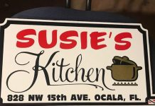 susie's kitchen, ocala-news, ocala post, restaurant inspections