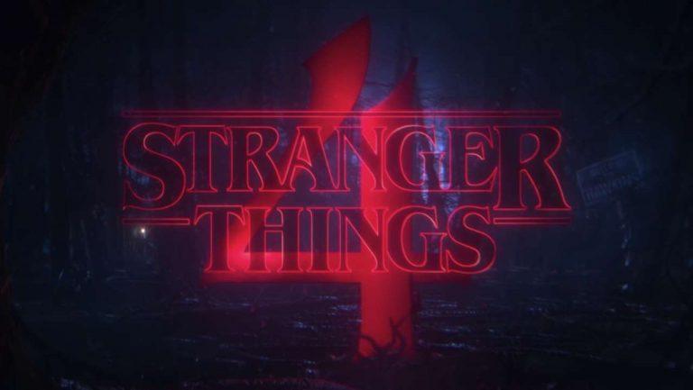 Stranger Things season 4 teaser released