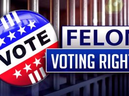 Ocala news, felons voting rights, Ocala post