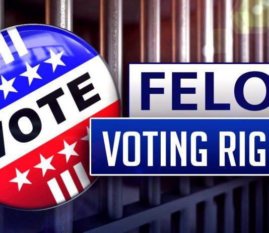 Ocala news, felons voting rights, Ocala post
