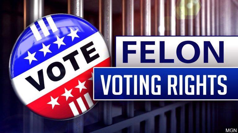 Federal appeals court rules against DeSantis, felons who owe fines can vote