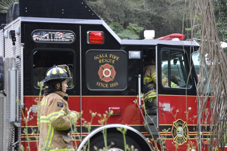 Ocala & OFR to donate firefighting apparatus to Bahamian community