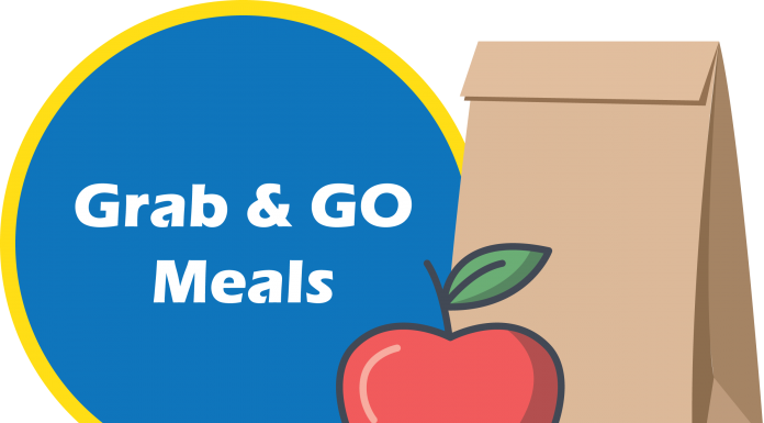 grab and go, covid-19, coronavirus, school meals, students, ocala news, ocala post