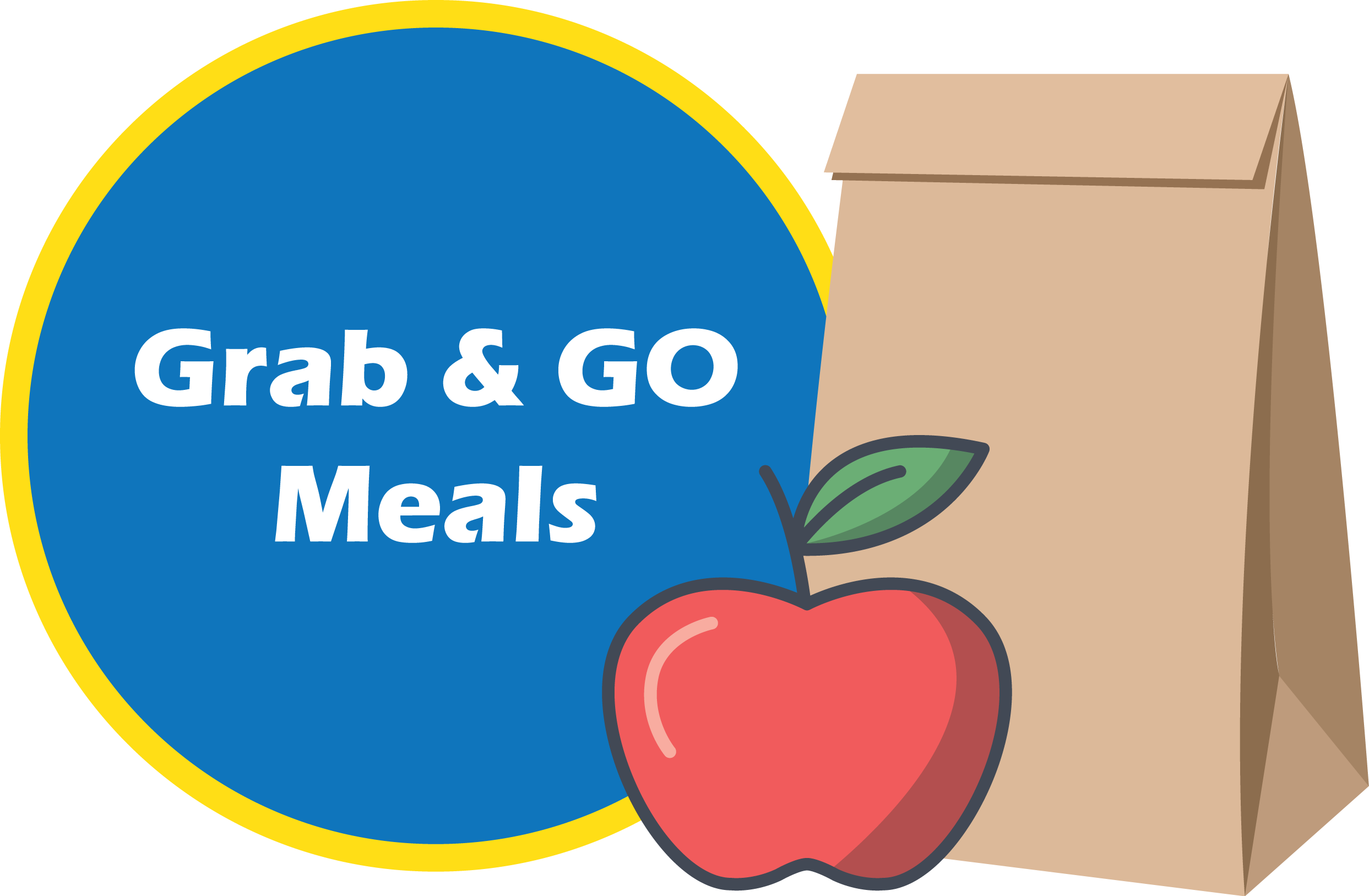 "Ocala Post - 43,000 students to be provided with a ""Grab & Go"" meal"