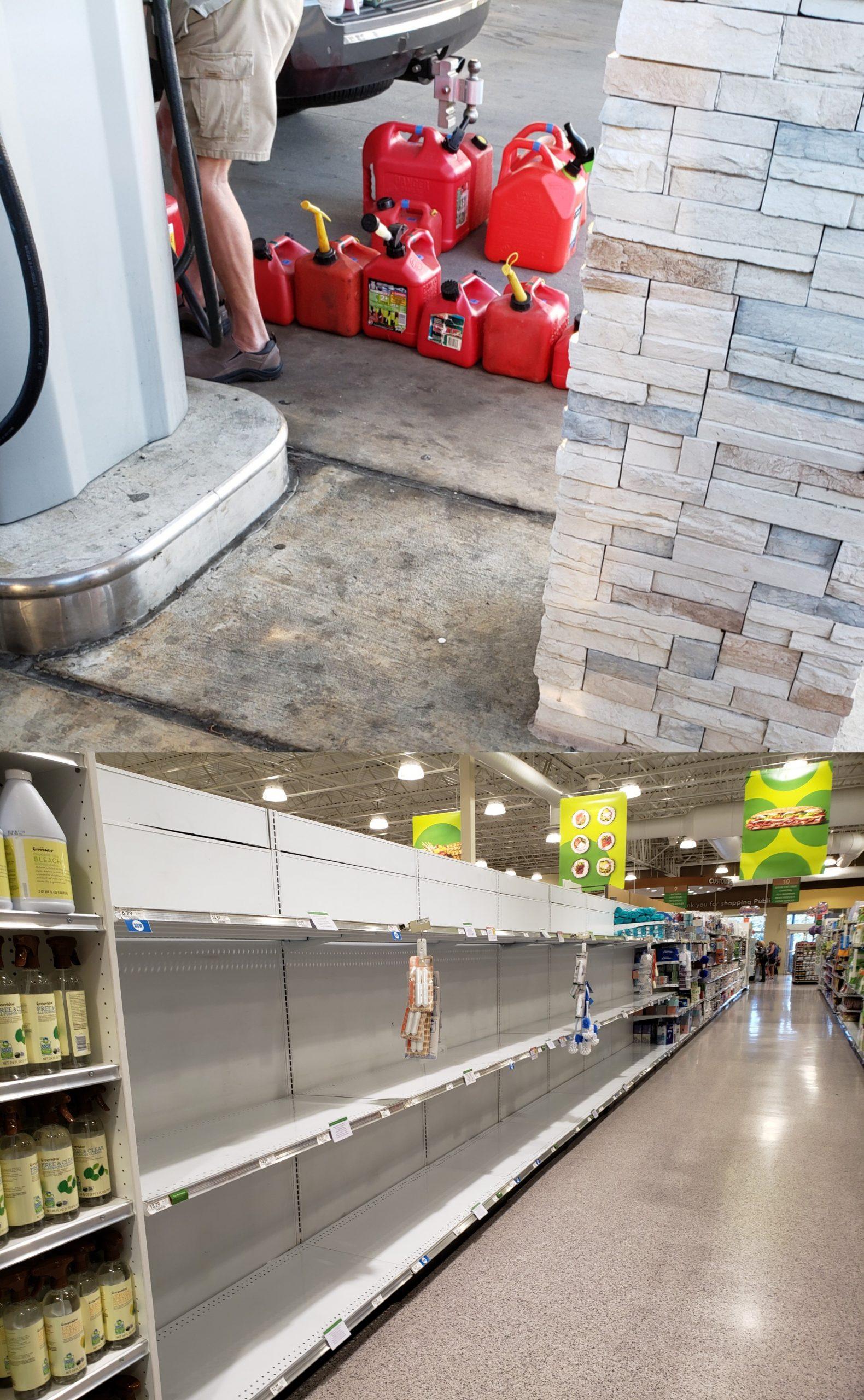 coronavirus panic, ocala news, toilet paper shortage
