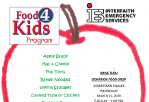 covid-19, coronavirus, ocala news, ocala post, food donations for kids, school