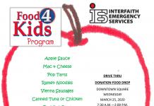 covid-19, coronavirus, ocala news, ocala post, food donations for kids, school