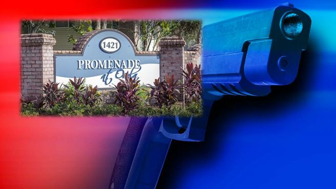 ocala-news, shooting ocala, ocala post, promenade apartments