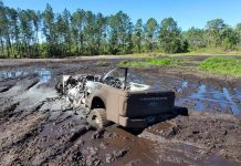 florida highlands, truck burned, ocala news, ocala post