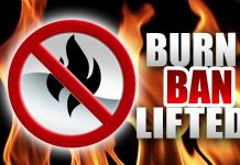 burn ban, burn ban lifted, marion county, ocala news, ocala post
