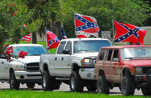 confederate flag, ocala news, ocala post, nascar
