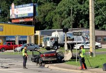 car accidnet ocala, ocala news, ocala post, sr 40