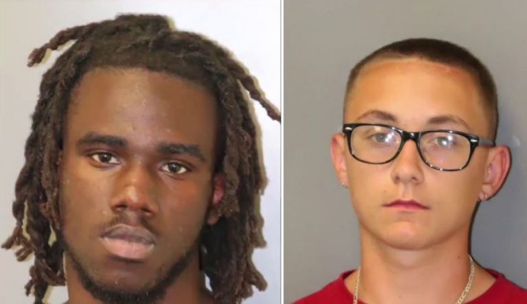 Two teens stalked delivery man, fired paintballs