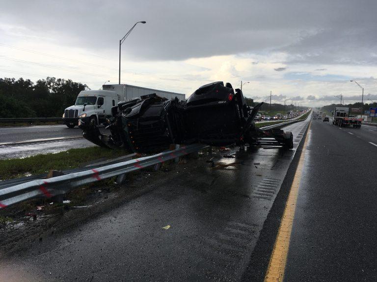 Ocala Fire Rescue responded to multiple vehicle crashes Sunday