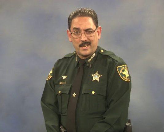 covid-19, sheriff billy woods, masks, ocala news, ocala post