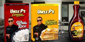 master p, uncle p, pancake mix