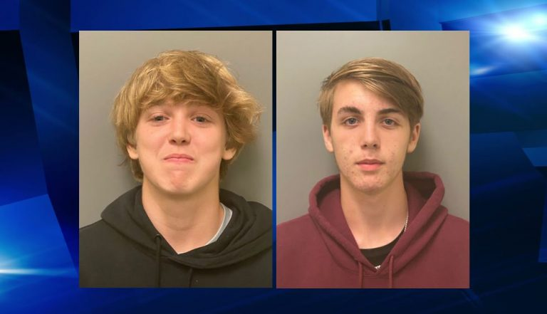 Two juveniles charged one with felony each after making homemade fireworks