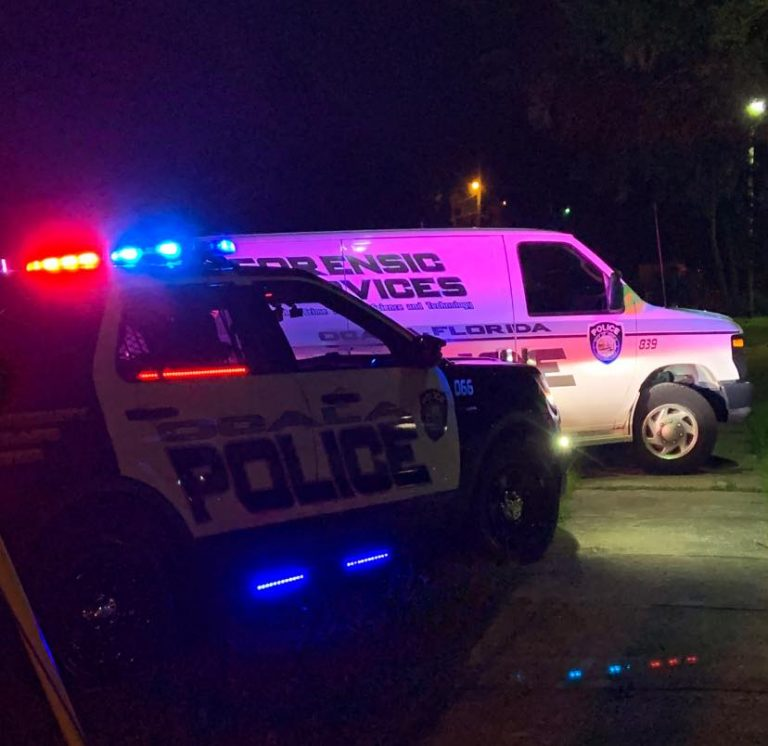 Detectives investigating after man and woman shot in Ocala