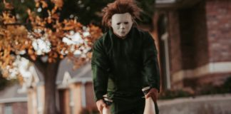 halloween, michael myers engagement, ocala post