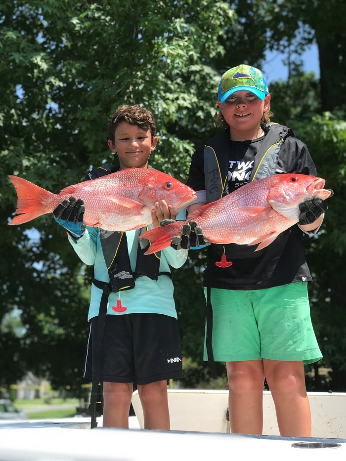 red snapper, outdoors, ocala post,