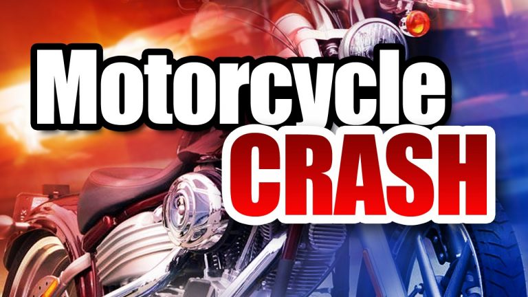 Motorcycle rider killed after hitting SUV head-on