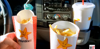 hardees, ocala news, ocala post