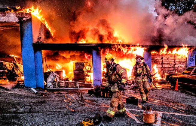 ocala news, belleview fire, ocala post