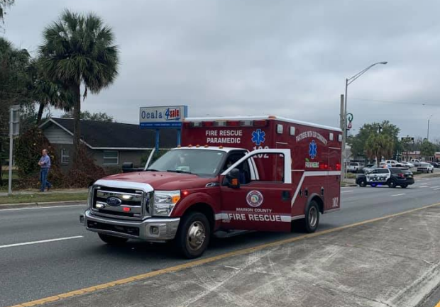 ocala news, ocala post, pedestrian hit