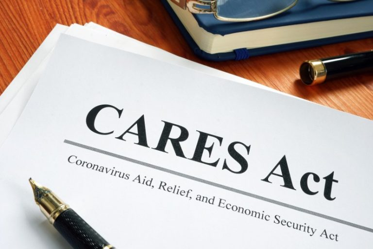 Lenders and loan servicers may be required to report delinquent loans as current under the requirements of the CARES Act
