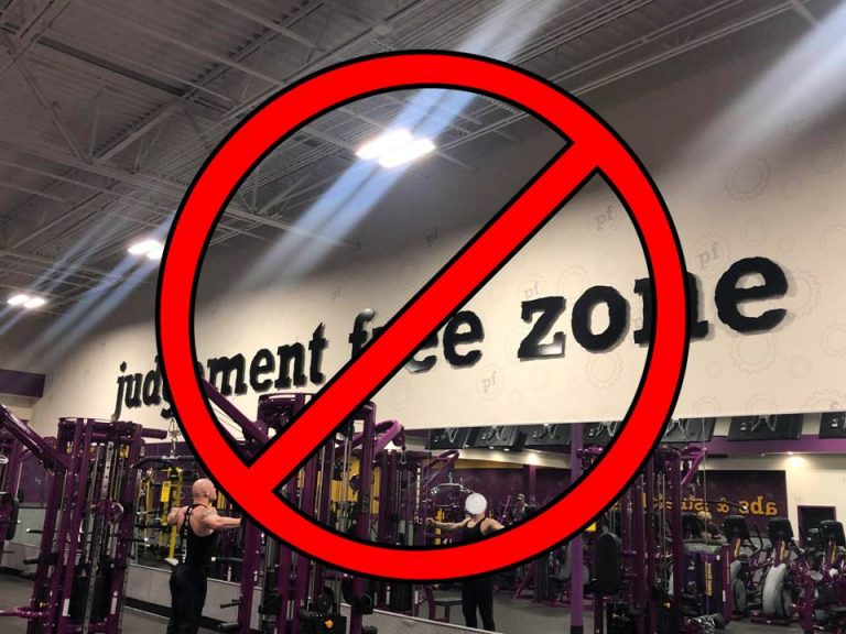 Gym goers say Planet Fitness has become intolerable gym with Nazi rules